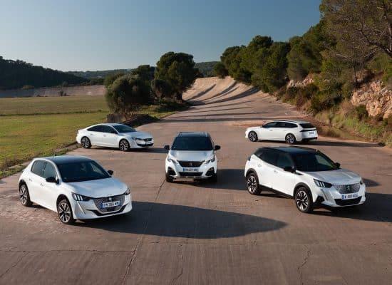 Peugeot 208 eco Disauto Valladolid Concesionario
